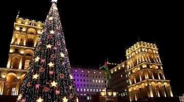 Fairy New Year in Baku!