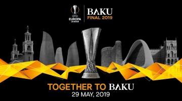 Лига Европы УЕФА в Баку!