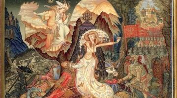 Be a guest of Shamakhi Queen