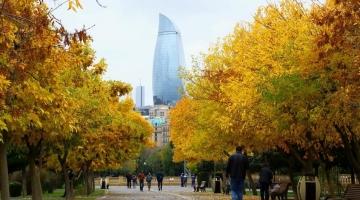 Autumn Fairy Tail in Baku