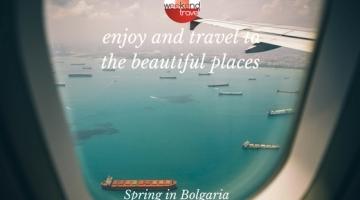 Spring in Bulgaria