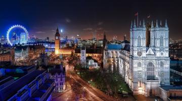 Trip to London (econom)
